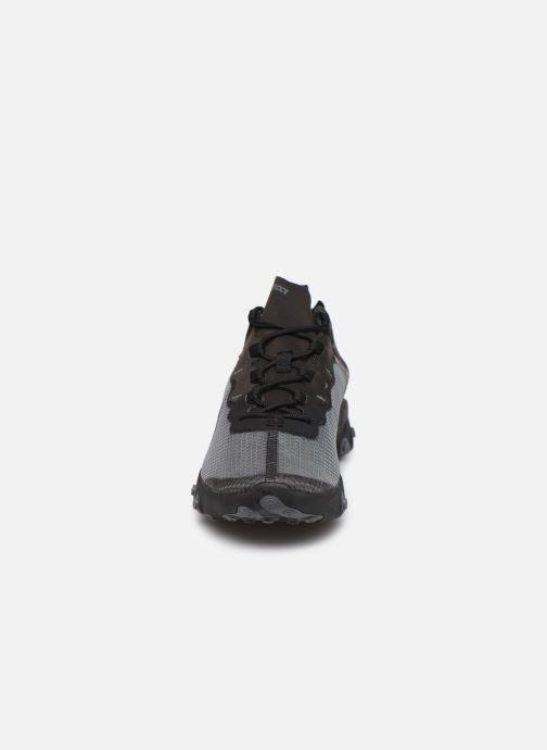 Sneaker Nike Nike React Element 55 Se schwarz schuhe getragen