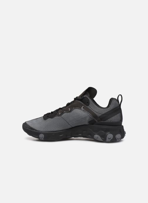 Baskets Nike Nike React Element 55 Se Noir vue face