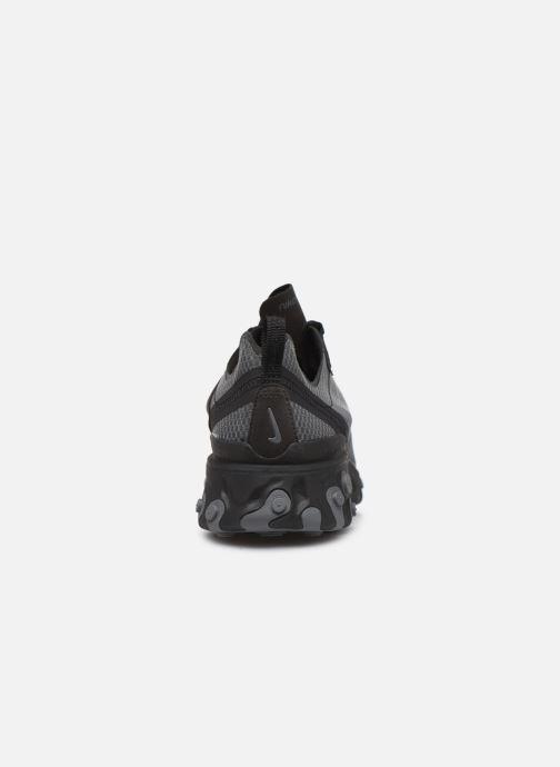 Baskets Nike Nike React Element 55 Se Noir vue droite