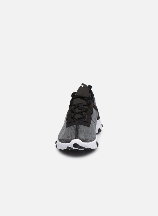Baskets Nike Nike React Element 55 Se Noir vue portées chaussures