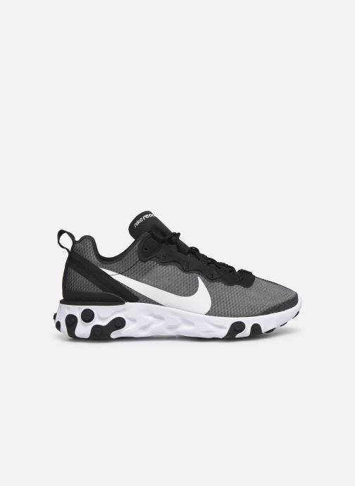 Trainers Nike Nike React Element 55 Se Black back view