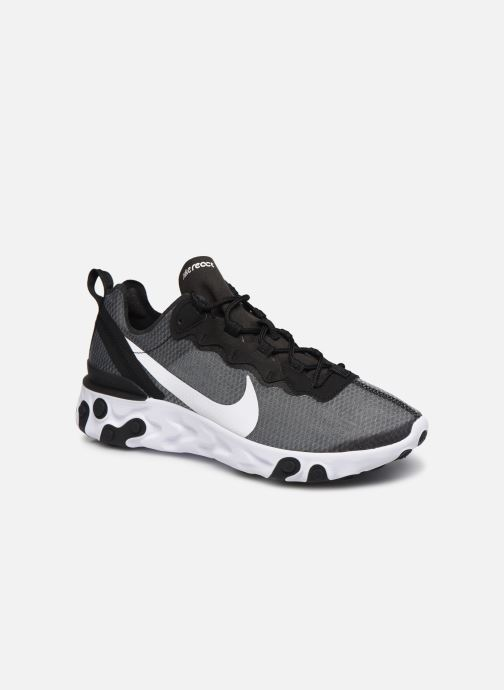 Trainers Nike Nike React Element 55 Se Black detailed view/ Pair view