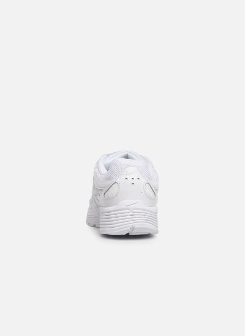 Deportivas Nike Nike P-6000 Blanco vista lateral derecha