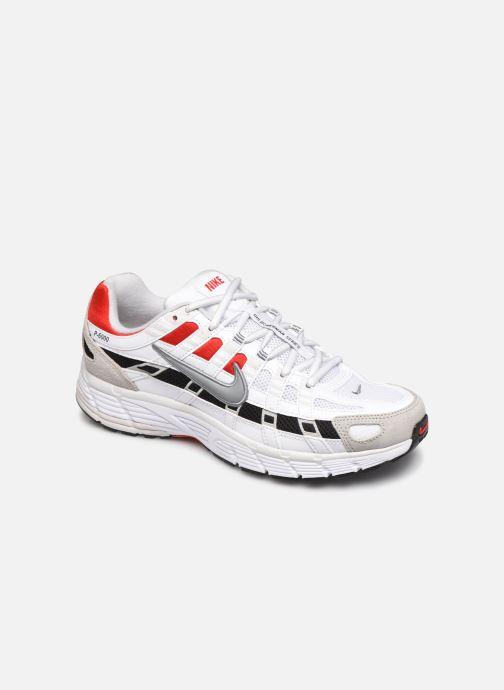 Sneakers Nike Nike P-6000 Hvid detaljeret billede af skoene