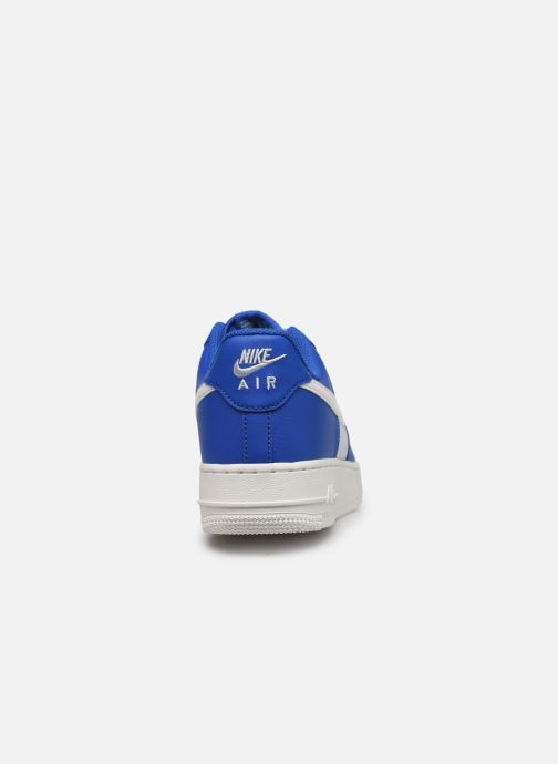 Sneakers Nike Air Force 1 '07 1 Blauw rechts