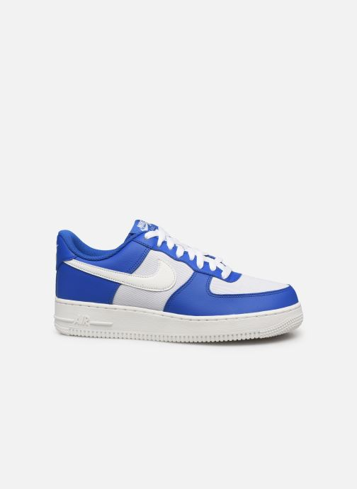 Baskets Nike Air Force 1 '07 1 Bleu vue derrière
