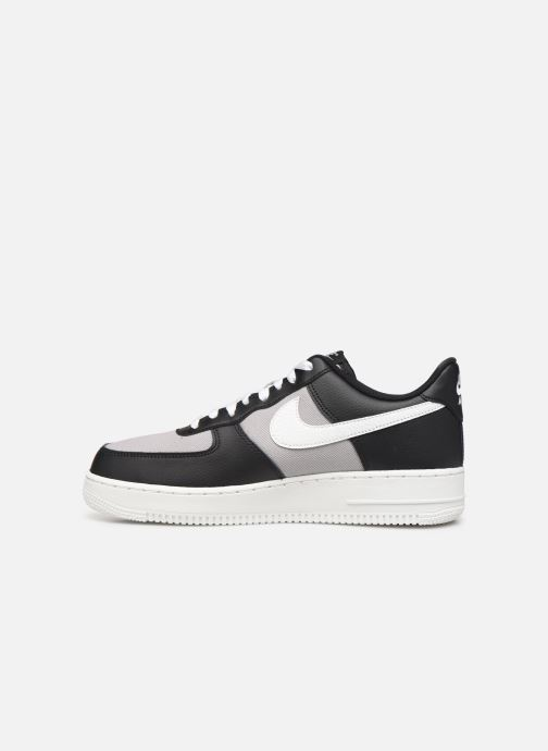 Baskets Nike Air Force 1 '07 1 Gris vue face