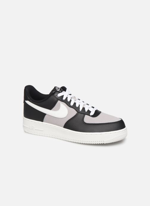Baskets Nike Air Force 1 '07 1 Gris vue détail/paire