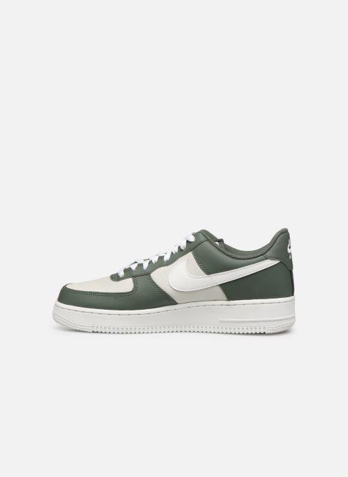 Baskets Nike Air Force 1 '07 1 Vert vue face