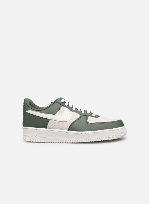 Sneaker Nike Air Force 1 '07 1 grün ansicht von hinten