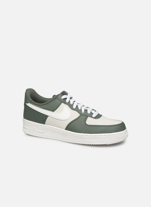 Trainers Nike Air Force 1 '07 1 Green detailed view/ Pair view