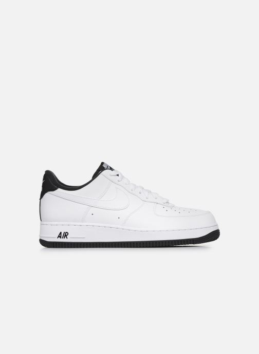 Deportivas Nike Air Force 1 '07 1 Blanco vistra trasera