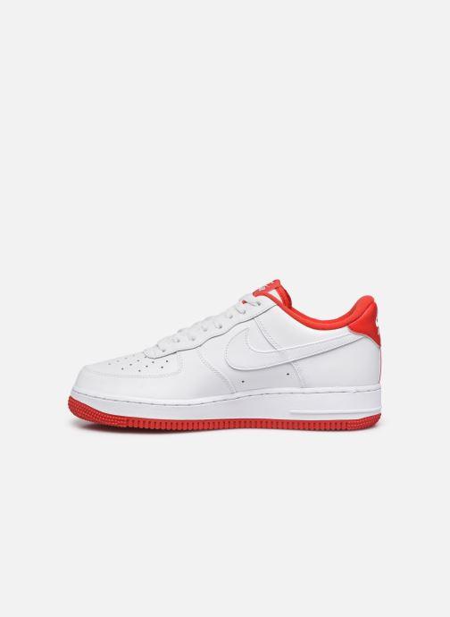 Baskets Nike Air Force 1 '07 1 Blanc vue face