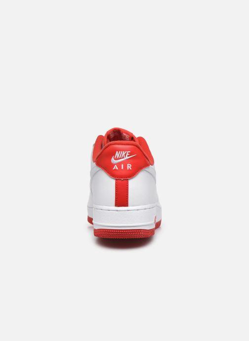 Baskets Nike Air Force 1 '07 1 Blanc vue droite