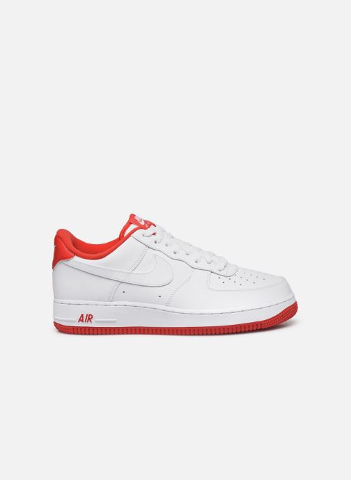 Baskets Nike Air Force 1 '07 1 Blanc vue derrière