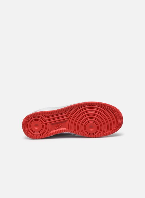 Baskets Nike Air Force 1 '07 1 Blanc vue haut