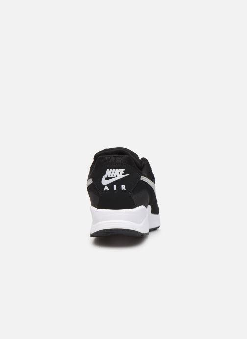 Deportivas Nike Air Pegasus '92 Lite Negro vista lateral derecha