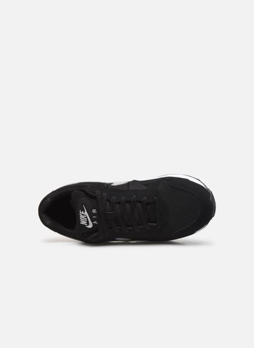 Sneaker Nike Air Pegasus '92 Lite schwarz ansicht von links