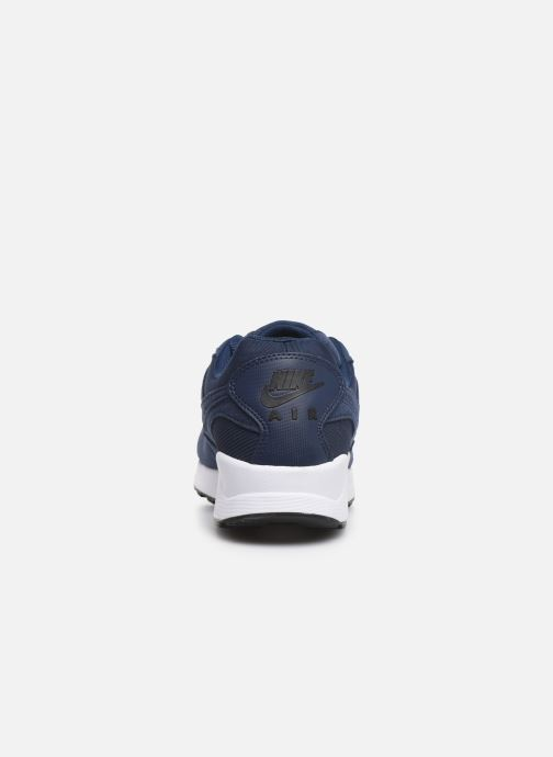 Baskets Nike Air Pegasus '92 Lite Se Bleu vue droite