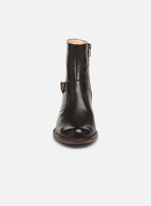 Stiefeletten & Boots Neosens ROCOCO S649C braun schuhe getragen
