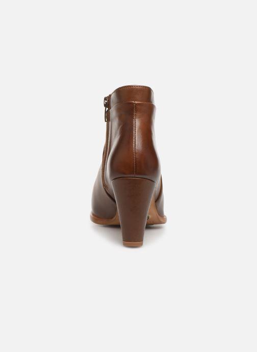 Boots en enkellaarsjes Neosens BEBA S961C Bruin rechts