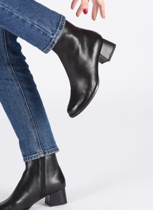 Stiefeletten & Boots Neosens ALAMIS S3037 schwarz ansicht von unten / tasche getragen