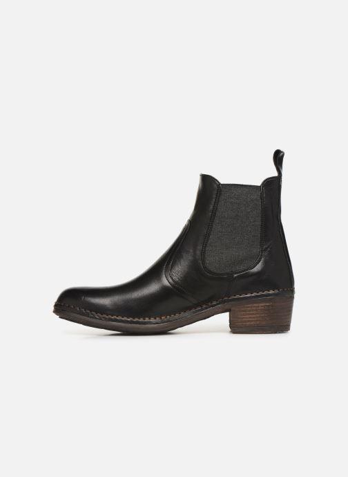 Bottines et boots Neosens MEDOC Noir vue face