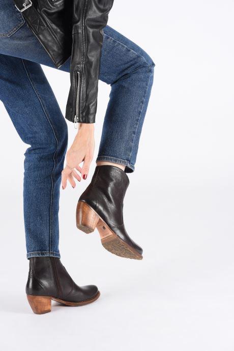 Stiefeletten & Boots Neosens MUNSON braun ansicht von unten / tasche getragen