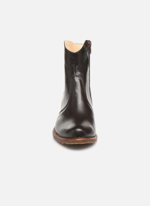 Boots en enkellaarsjes Neosens MUNSON Bruin model