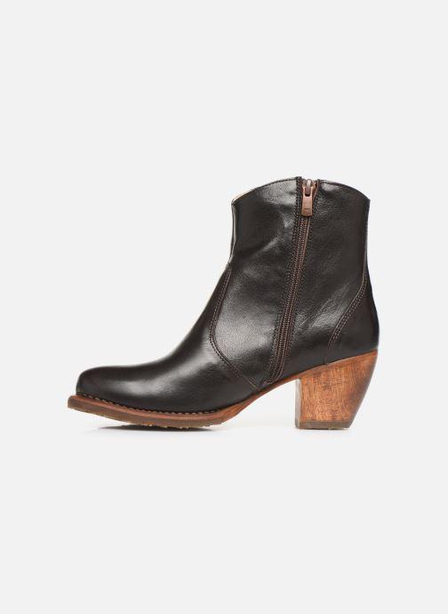 Boots en enkellaarsjes Neosens MUNSON Bruin voorkant