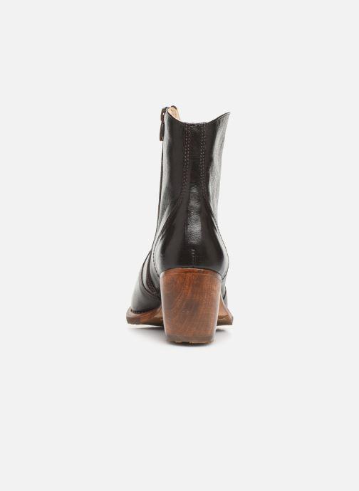 Boots en enkellaarsjes Neosens MUNSON Bruin rechts