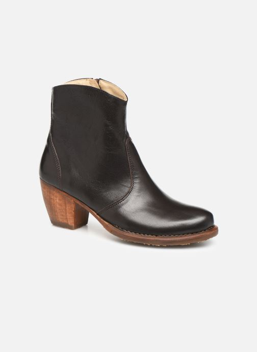 Boots en enkellaarsjes Neosens MUNSON Bruin detail
