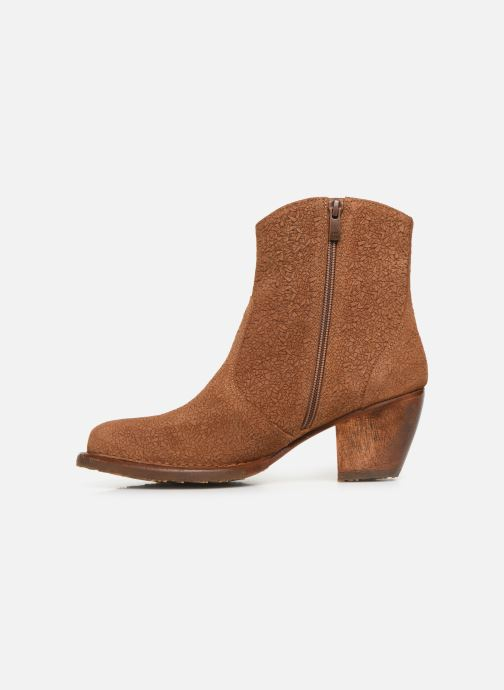 Bottines et boots Neosens MUNSON Marron vue face