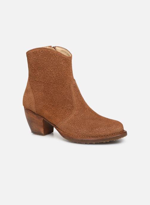 Bottines et boots Neosens MUNSON Marron vue détail/paire