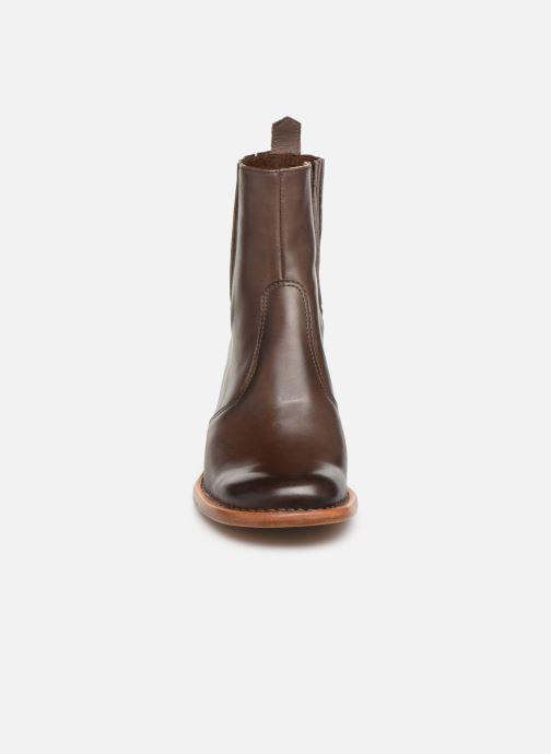 Boots en enkellaarsjes Neosens DEBINA Bruin model