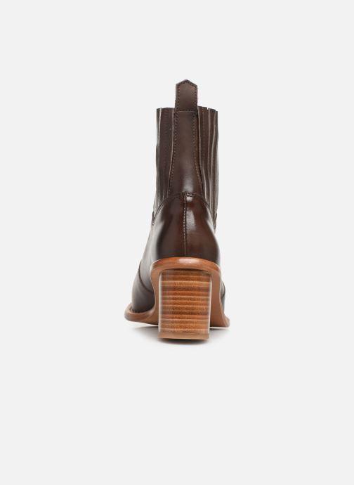 Boots en enkellaarsjes Neosens DEBINA Bruin rechts