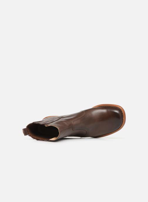 Boots en enkellaarsjes Neosens DEBINA Bruin links
