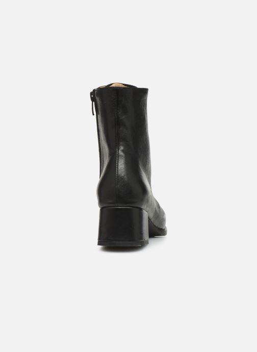 Boots en enkellaarsjes Neosens ALAMIS S3038 Zwart rechts