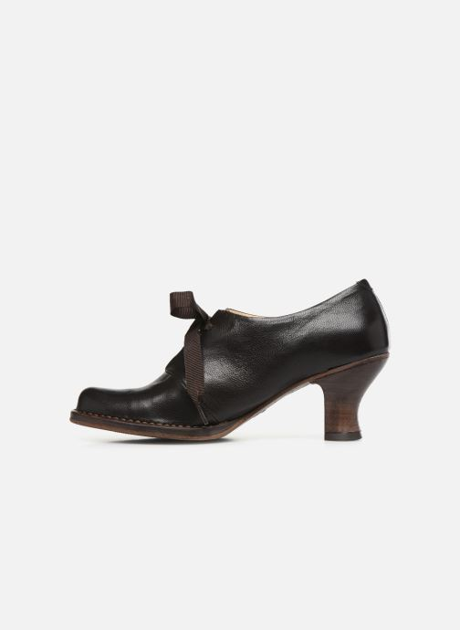Ankle boots Neosens ROCOCO S678 Brown front view