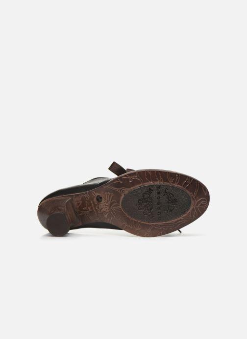 Bottines et boots Neosens ROCOCO S678 Marron vue haut