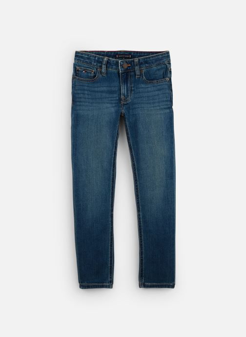 Vêtements Tommy Hilfiger Scanton Slim Bleu vue détail/paire