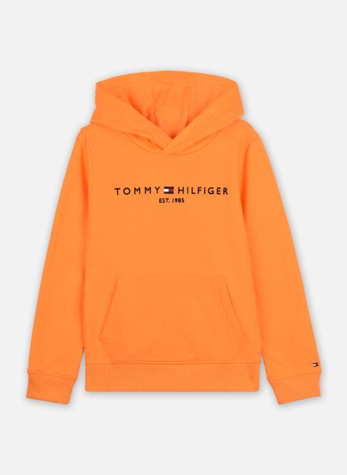Vêtements Tommy Hilfiger Essential Hoodie Orange vue détail/paire