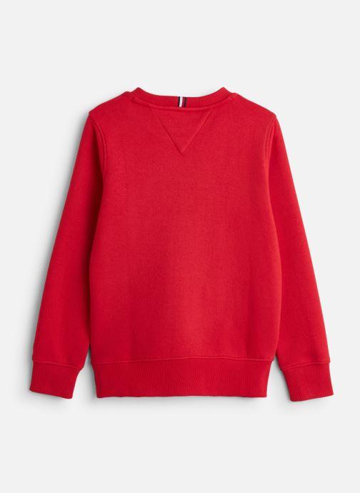 Vêtements Tommy Hilfiger Essential Cn Rouge vue bas / vue portée sac