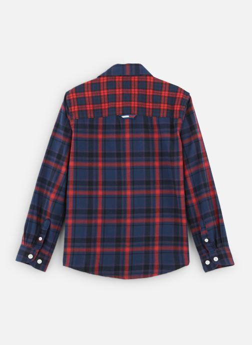 Vêtements Tommy Hilfiger Mixed Check Rouge vue bas / vue portée sac