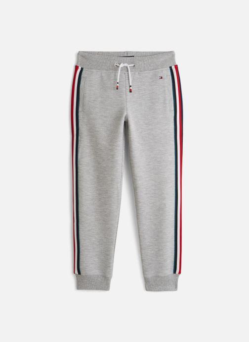 Vêtements Tommy Hilfiger Global Stripe Tape Gris vue détail/paire
