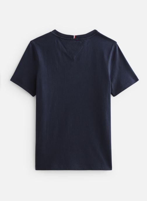 Vêtements Tommy Hilfiger Tommy Siganture Bleu vue bas / vue portée sac