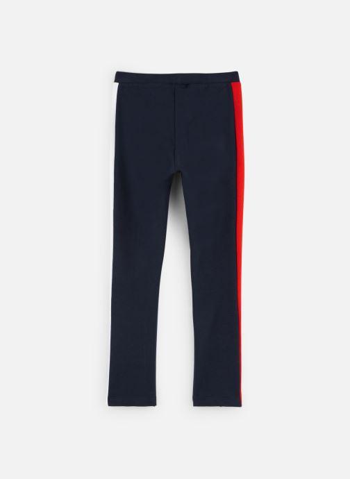 Vêtements Tommy Hilfiger Essential Logo Legging Bleu vue bas / vue portée sac