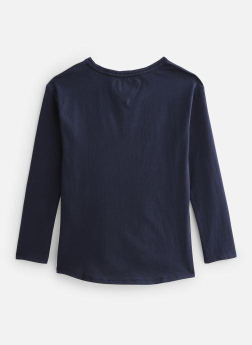 Vêtements Tommy Hilfiger Sequins Graphic Bleu vue bas / vue portée sac