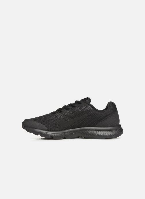 Sportssko Nike Nike Runallday Sort se forfra