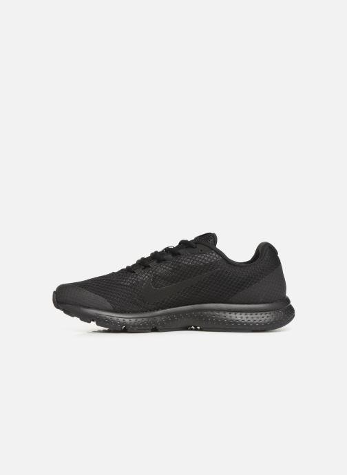 Sportschoenen Nike Nike Runallday Zwart voorkant